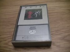 RUSH - Signals - Cassette Tape 1982 with subdivisions