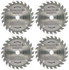 ClassicPro TCT Circular Saw Blade 165mm X 48t Bosch Makita Dewalt Saws