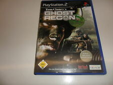 PLAYSTATION 2 PS 2 Tom Clancy 's Ghost Recon