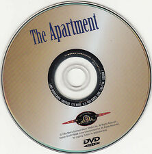 The Apartment (Dvd, 2001, No Cover)