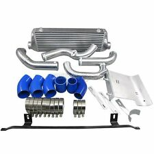 "Turbo Intercooler kit Cold Ait Intake 3"" HeatShield For 02-05 Audi A4 B6 1.8T"