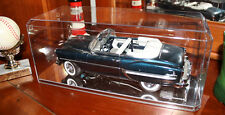 """Acrylic Display Cases w/Mirror (6) 1:18 Scale """"Oversize"""" Model Car Truck Dolls"""