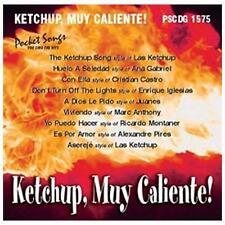 Karaoke: Las Ketchup - Muy Caliente by Karaoke (CD, Apr-2011)