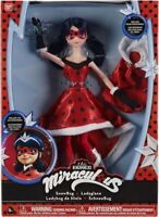 Miraculous Snow Bug 10.5inch / 26 cm Action Figure Original Bandai New In Box