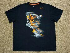 Nike Kobe Blur Face Off Shirt Men's Size 3XL Dri-Fit Black Mamba T