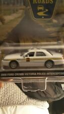 Greenlight Hot Pursuit  Police 2008 Ford Crown Victoria Interceptor