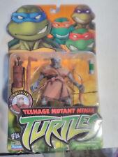 Playmates 2002 Teenage Mutant Ninja Turtles Splinter Action Figure