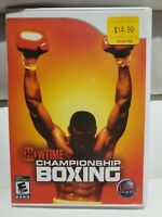 Showtime Championship Boxing - Nintendo Wii, 2007