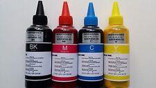 4 x 100 mL Sublimation Ink for Epson WF-2750 WF-2760 WF-2650 WF-2630 XP-424 T220