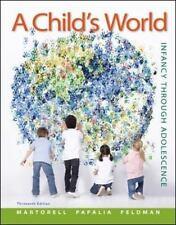 A Child's World : Infancy Through Adolescence by Diane E. Papalia, Ruth Duskin F