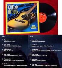 LP Guitar in Gold (Polydor Special 2482 345) UK