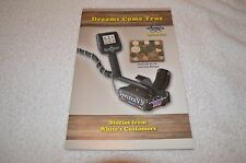 WHITE'S ~ DREAMS COME TRUE ~ SPRING ~ WHITE'S ELECTRONICS, INC. ~ NEW OLD STOCK