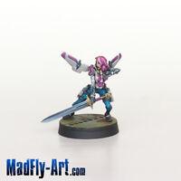 Yuan Yuan AP CCW MASTERS6 Infinity painted MadFly-Art