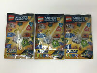3 Packs - LEGO 70373 Nexo Knights Powers Wave 2 Sealed Bag 5 powers *Brand New*