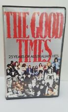 The Good Times VHS - 1988 Albert Productions - AC DC - Easybeats, Rose Tattoo,