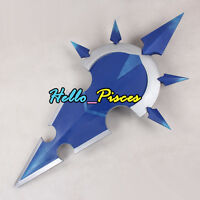 """Exclusive Made Kingdom Hearts XIII Vexen's PVC Weapon Cosplay Prop 100cm / 39"""""""