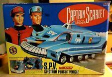 Gerry Anderson Captain Scarlet S.P.V. Large Vehicle MIB Vivid Imagination VHTF
