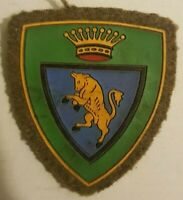 RARA Toppa/Patch/Scudetto  in stoffa Orig.   Esercito Italiano