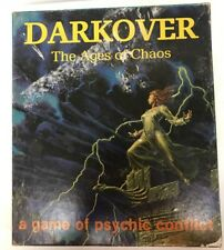 Darkover The Ages of Chaos  A Game of Psychic Conflict Eon Product 1979 Complete