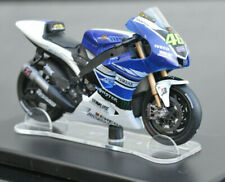 VALENTINO ROSSI # 46 1:18 YAMAHA YZR Moto GP Model Race Bike Racing Miniature