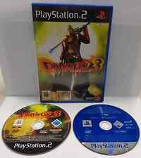 Console Game SONY Playstation 2 PSX2 PS2 PAL ITALIANO Capcom DEVIL MAY CRY 3 IT