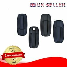 4X Outer door handle front Left right Tailgate Sliding Fits Renault Trafic