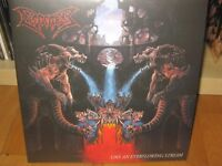 DISMEMBER - Like An Everflowing Stream - 2x LP - CARNAGE, ENTOMBED, CARCASS !!!!