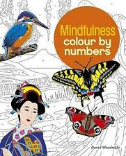 Colour by Number: Mindfulness by Arcturus Publishing (Paperback, 2016)