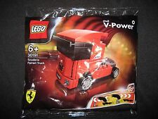 LEGO 30191 The Shell V-Power Collection Scuderia Ferrari Truck