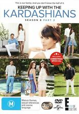 KEEPING UP WITH THE KARDASHIANS : SEASON 8 Part 2  - DVD - UK Compatible