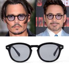 Johnny Depp Fashion Sunglasses Vintage Frame Retro Mens Glasses Eyeglasses