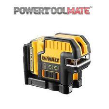 Dewalt DCE0825D1G 10.8V 5 Spot Cross Line Green Laser with 1 x 2.0Ah Battery