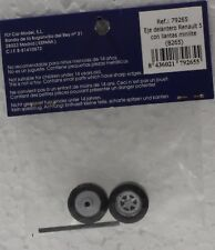 FLY 79265 RENAULT 5 MINILITE FRONT AXLE SET NEW 1/32 SLOT CAR PART