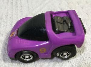 Tonka Turbo Trickster #009, pullback race car