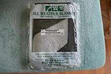 Grabber All Weather Blanket The Original Space Blanket Dark Olive Green 5' x 7'