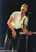 PETE TOWNSHEND PHOTO EXCLUSIVE 1982 HUGE 12 INCH THE WHO UNRELEASED UNIQUE IMAGE
