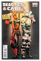 Deadpool & Cable: Split Second #1 (2016 Marvel) Kris Anka Variant Cover! NM
