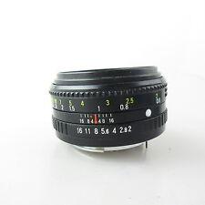Für Pentax K Ricoh Rikenon 1:2 50mm Objektiv / lens