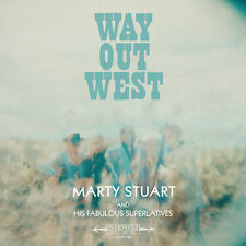 Way Out West - Marty Stuart (2017, CD NUOVO)