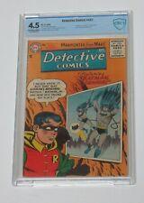 DETECTIVE COMICS 231 CBCS 4.5 BATMAN Junior 1st Appearance 1956 Mars Manhunter