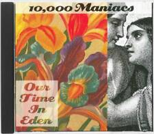 CD SALE ~ 10,000 MANIACS ~ OUR TIME IN EDEN ~ 13 GREAT TRACKS ~ NATALIE MERCHANT
