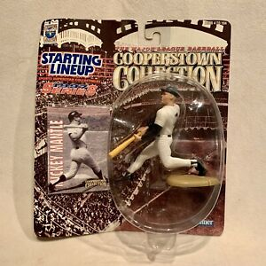 Starting Lineup Cooperstown Collection MLB Figure: Mickey Mantle NY Yankees