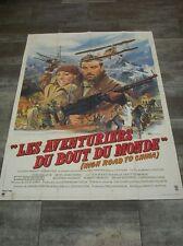 LES AVENTURIERS DU BOUT DU MONDE Selleck 1983 Affiche Originale 120x160 Poster