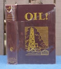 """""""Oil"""" by UPTON SINCLAIR Petroleum Industry 1927 1st Edition 7th Printing"""