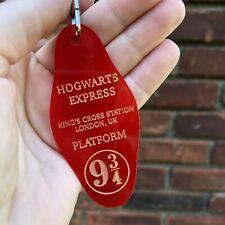 Hogwarts Express Keychain Harry Potter Jk Rowling