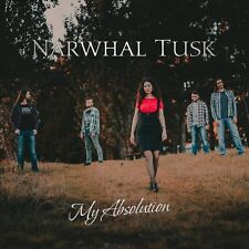 "NARWHAL TUSK ‎""My Absolution"" NEW CD 2017 FEMALE FRONTED Symphonic Gothic Metal"