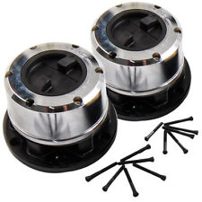 NEW Manual Locking Hubs for Suzuki Samurai Sierra Sidekick VITARA GEO tracker