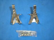 Nos Christophe Small Toe Clips Chrome Mtb - Fixed - Touring - Track Bike -Fixie
