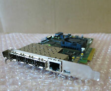 Accolade ANIC-4000 10 nS IEEE1588 TCXO Quad Port GigE 8 Lane PCI Express Card