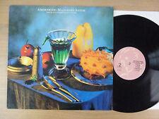 Masahiko Satoh – Amorphism , USA 1986, LP, Vinyl: m-